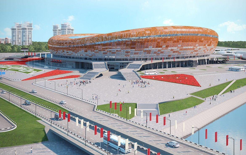 Mordoviya Arena