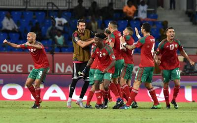 Moroccan national team at FIFA 2018