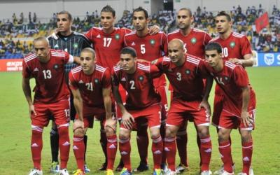 Moroccan National Football Team