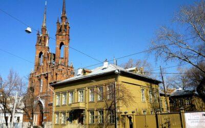 Museum Estate Alexey Tolstoy