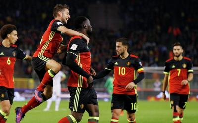 National team of Belgium World Cup 2018