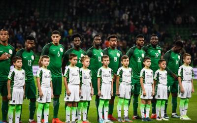 Nigeria defeated Argentina in a friendly match in Krasnodar