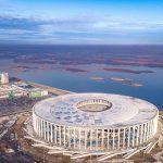 Nizhny Novgorod Stadium Opening