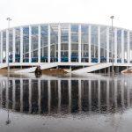Nizhny Novgorod Stadium - Main Entrance