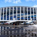 Nizhny Novgorod Stadium - The First Match