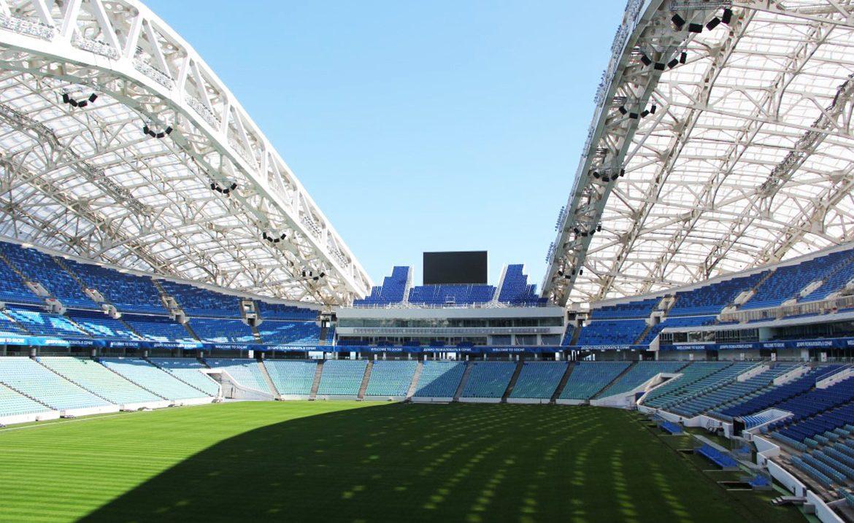 Olimpic stadium Fisht