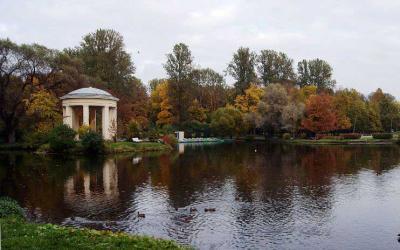 Park Victory St. Petersburg