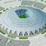 3D View of Samara Arena