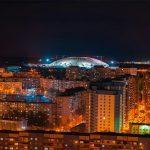 New Samara Arena