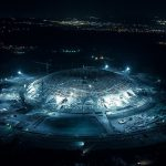 Samara Arena - Night View