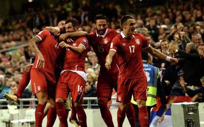 Serbian national football team