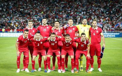 Serbian national team