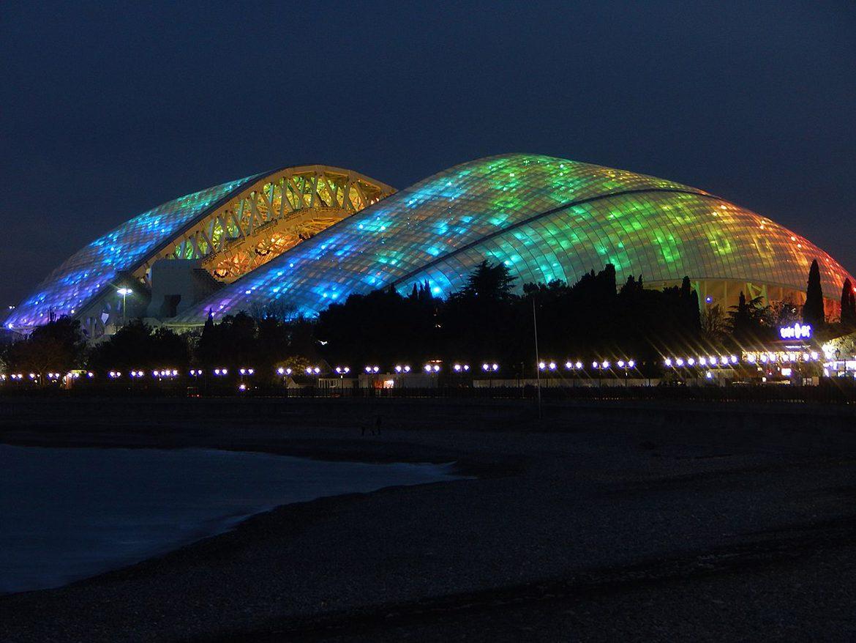 Fisht Stadium – WC 2018