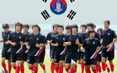 South Korea National Football Team