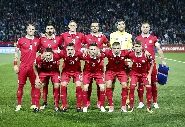 Squad Serbia