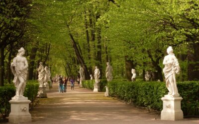 St.Petersburg - the Summer Garden