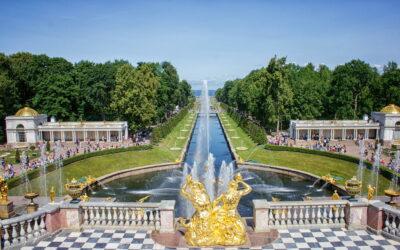 State Museum Reserve Peterhof