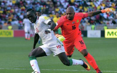 Striker Senegal national football team Sadowo Manet