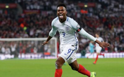 Striker of the England national football team and Liverpool Daniel Sturridge