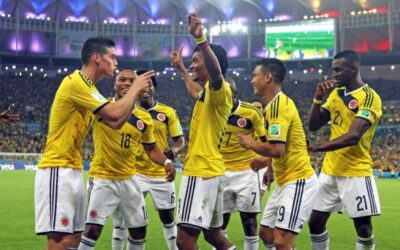 Football Team Colombia