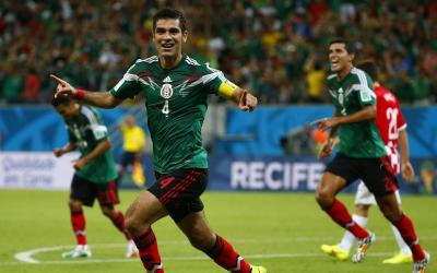 Football Team Mexico