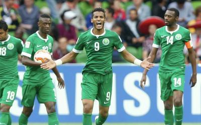 Team Saudi Arabia