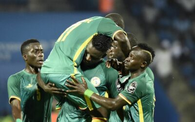 Team Senegal