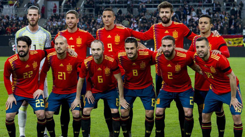 Team Spain 2018