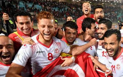 Football Team Tunisia