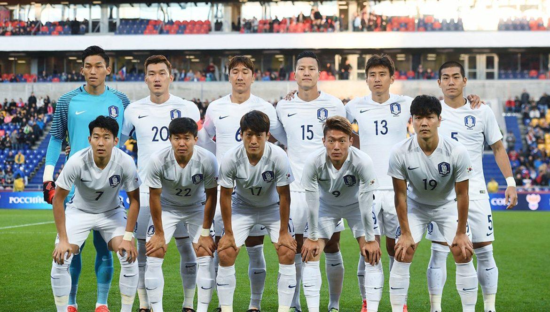 Team of South Korea