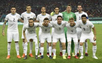 Team of Uruguay