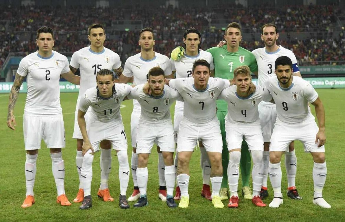 Football Team of Uruguay
