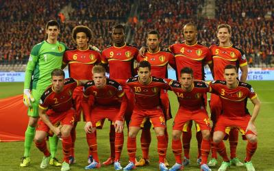 The composition of the national team of Belgium at the 2018 World Cup