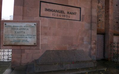 Tomb of Immanuel Kant