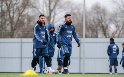 Training for Argentina