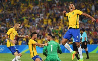 National team of Brazil