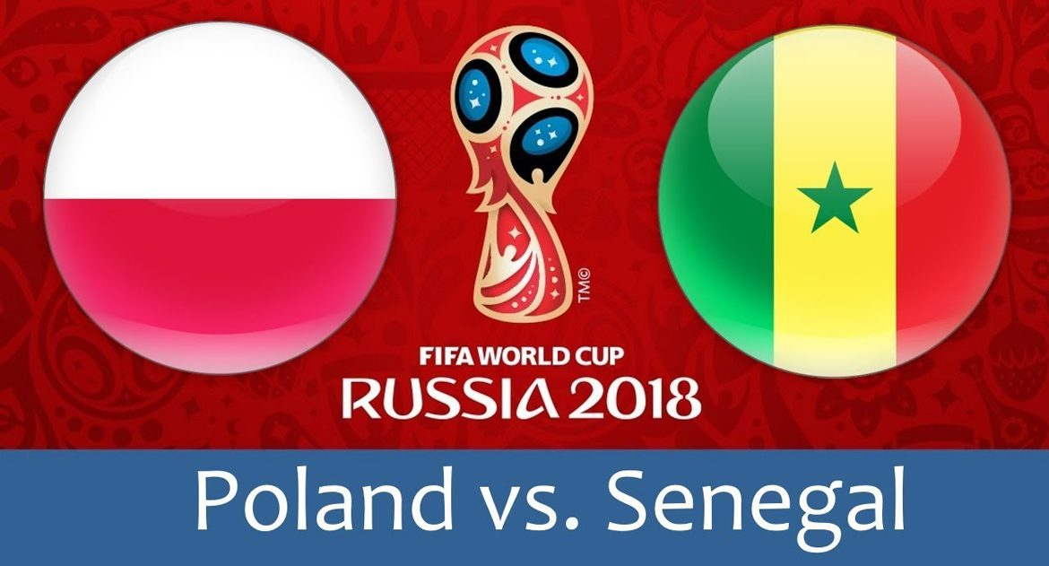 Poland - Senegal 19 jun 2018