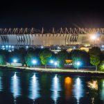 Rostov Arena Lights