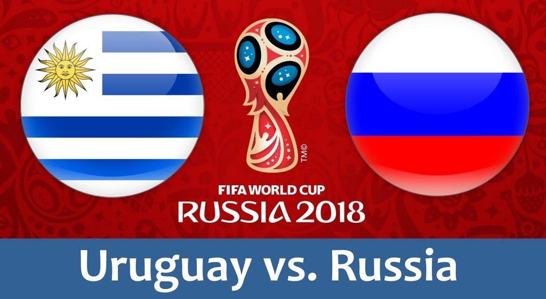 Uruguay - Russia 25 jun 2018